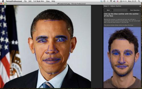 Obama gets the Portrait Professional Treatment