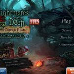 Nightmares from the Deep the Cursed Heart3