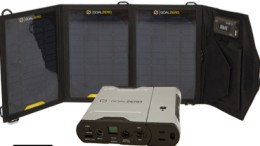 Goal Zero's Two New Solar Recharging Kits Shine at Outdoor Retailer