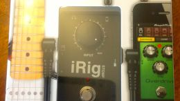 The iRig Stomp Guitar Controller Review