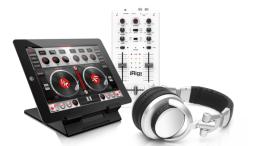 IK Multimedia Introduces DJ Rig for iPad!