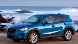 2013 Mazda CX-5 Crossover Brings the Zoom