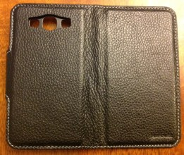 Aranez Book Samsung Galaxy S3 Leather Case Review