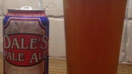 Oskar Blues Dale's Pale Ale Taste Test