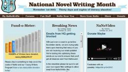 NaNoWriMo Is Almost Here ... Are You Ready?