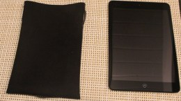 Waterfield SFBags iPad Suede Jacket Review