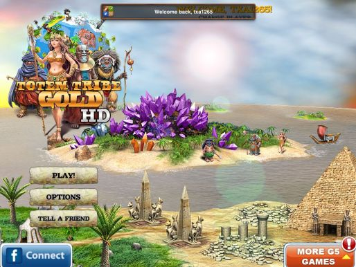 Totem Tribe Gold HD for iPad Review  Totem Tribe Gold HD for iPad Review  Totem Tribe Gold HD for iPad Review