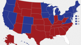 """Election Maps - """"Why Is the Map All Red if Obama Won?"""""""