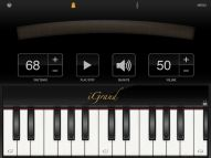 iGrand Piano for iPhone and iPad Review