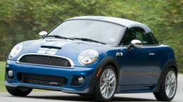 GearDiary Grinding Gears Garage and the MINI John Cooper Works Coupe, for When Cute Wants to Raise a Little Hell