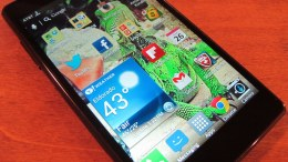 GearDiary AT&T LG Optimus G Android Phone Review