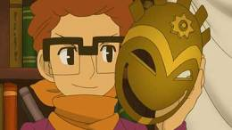 GearDiary Professor Layton and the Miracle Mask Game Review on Nintendo 3DS