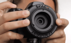 Lensbaby Spark Lets You Take Fun Pics on the Go