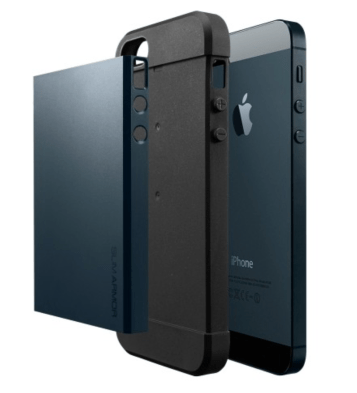 SGP Slim Armor Case for the iPhone 5 Video Review