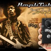 AmpliTube Jimi Hendrix for iPad Review
