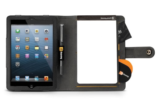 "No More ""Either Paper or Tablet"" Decisions Thanks to the New Booqpad mini"
