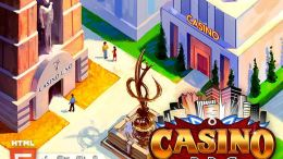 CasinoRPG, a Browser-Based Tycoon/MMORPG/Casino Game