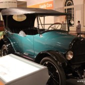 A Night at the Henry Ford Museum #FordNAIAS