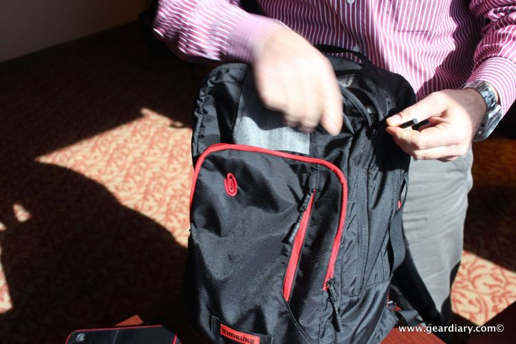 Power Q Laptop Backpack