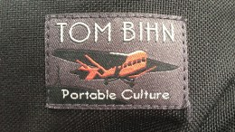 Tom Bihn Brain Bag with Camera I-O and Accessories Review