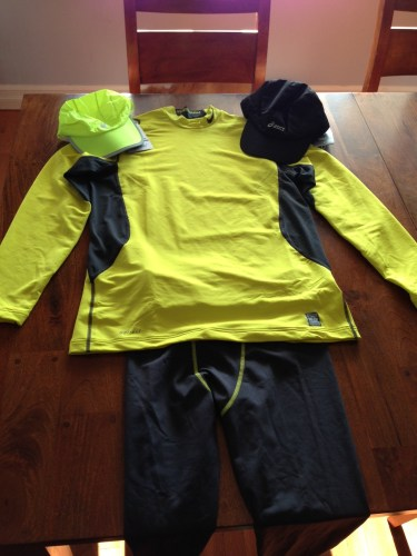 It is Cool to Run in an Arctic Blast!-The Monday Mile