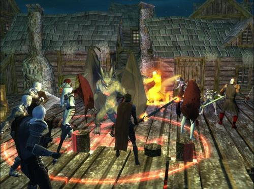Neverwinter Nights 2 Mysteries of Westgate - a Retro Romp Review  Neverwinter Nights 2 Mysteries of Westgate - a Retro Romp Review