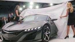 Tesla Nissan NAIAS Lexus Cars Cadillac Acura