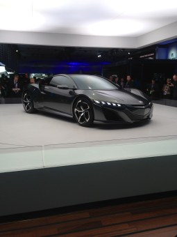 New Acura NSX Revealed  New Acura NSX Revealed  New Acura NSX Revealed  New Acura NSX Revealed