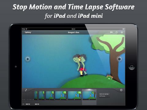 iStopMotion for iPad 2