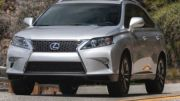 2013 Lexus RX 350 F Sport in the Grinding Gears Garage