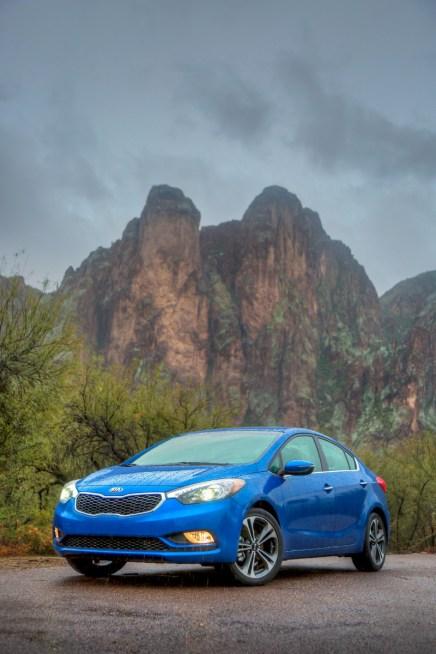 2014 Kia Forte Test Drive: Compact Sedan with Full-Size Amenities