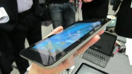 Ultra Portable Tablets MWC HP Android