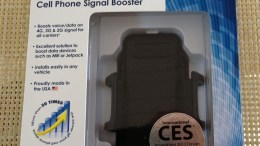 Wilson Electronics Sleek 4G Signal Booster Keeps the Conversation Going- Review