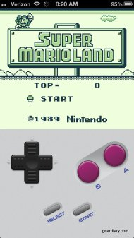 Game Play Puts Game Boy Games on iPhone 5 Without Jailbreaking