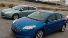 Sedans Green Tech Ford Cars