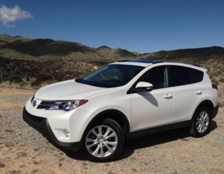 2013 Toyota RAV4 Is Going Places