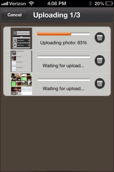 Picashare Picasa Sync iOS Review
