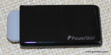 GearDiary PowerSkin PoP'n Battery Review - It Should Be in Your Gear Bag