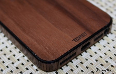 Toast Natural Wood Cover and Wraps
