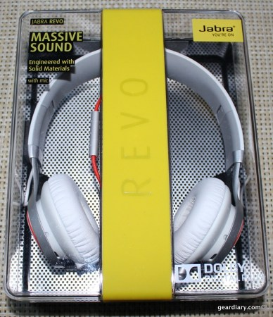 Jabra Revo Wired Headphones Review