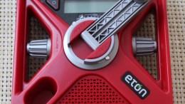 Eton FRX3 Hand Turbine AM/FM/Weather Alert Radio Lets You Be Prepared