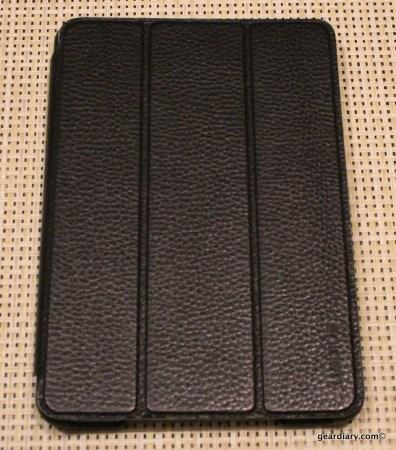 Spigen SGP Leinwand Leather Case for Apple iPad mini Review