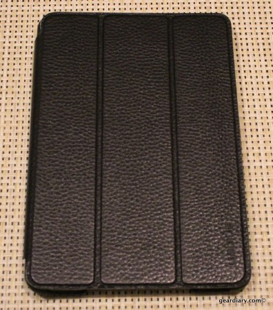 Spigen SGP Leinwand Leather Case for Apple iPad mini Review  Spigen SGP Leinwand Leather Case for Apple iPad mini Review