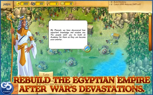 Fate of the Pharaoh for Android Review  Fate of the Pharaoh for Android Review