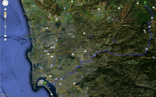 Hyundai Trip Map1