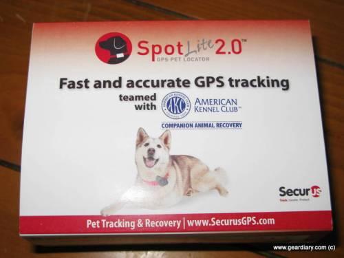Spotlite 2.0 GPS Pet Tracker