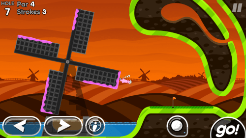 Super Stickman Golf 2 for iOS and Android Review - Download it Now and Thank Me Later