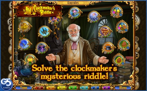 Old Clockmakers Riddle for Mac Review