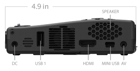 PhoneSuit Lightplay Media Projector with Android Review, Part 1