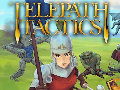 Sinister Design Re-Launches Telepath Tactics Kickstarter!